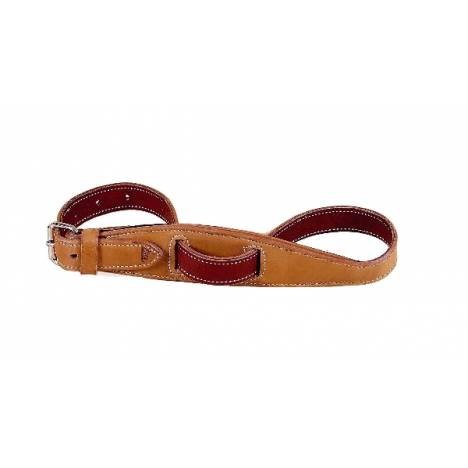 TORY LEATHER Leather Hobble - Tongue Buckle