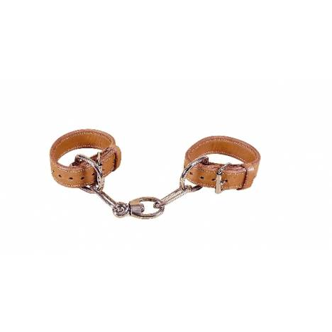 TORY LEATHER Heavy Duty Chain Hobble