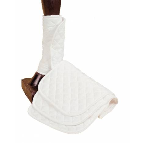 TORY LEATHER Quilted Leg Wraps