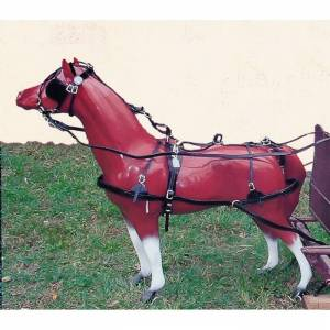 Tory Leather Horse Harness