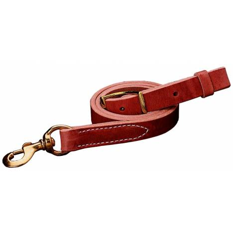 Weaver Harness Leather Tie Down Strap