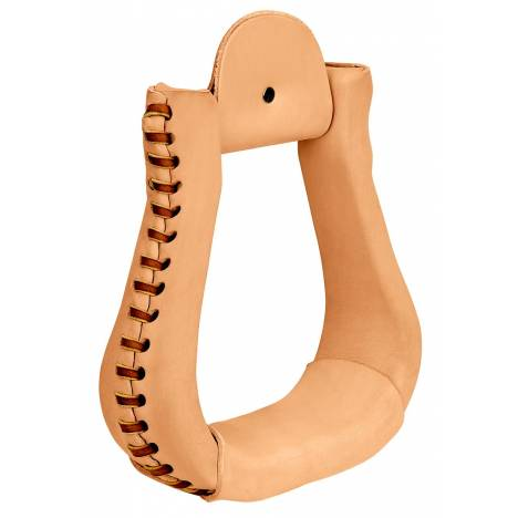 Weaver Leather Covered Bell Stirrups