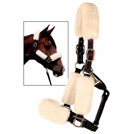 Weaver Leather Syn Fleece Halter Covers