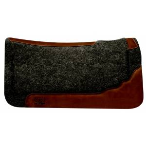 Weaver Leather Contoured Layered Felt Pad With  Memory Foam Insert