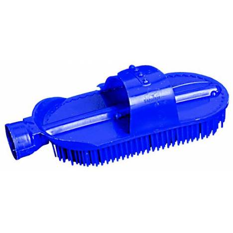 Weaver Leather Plastic Curry Comb With Hose Attch