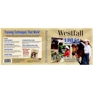 Weaver Leather Stacy Westfall Training Dvd Set