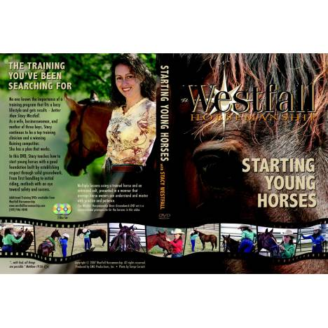 Weaver Leather Starting Young Horses Dvd