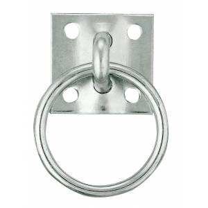 Weaver Leather Tie Ring Plate