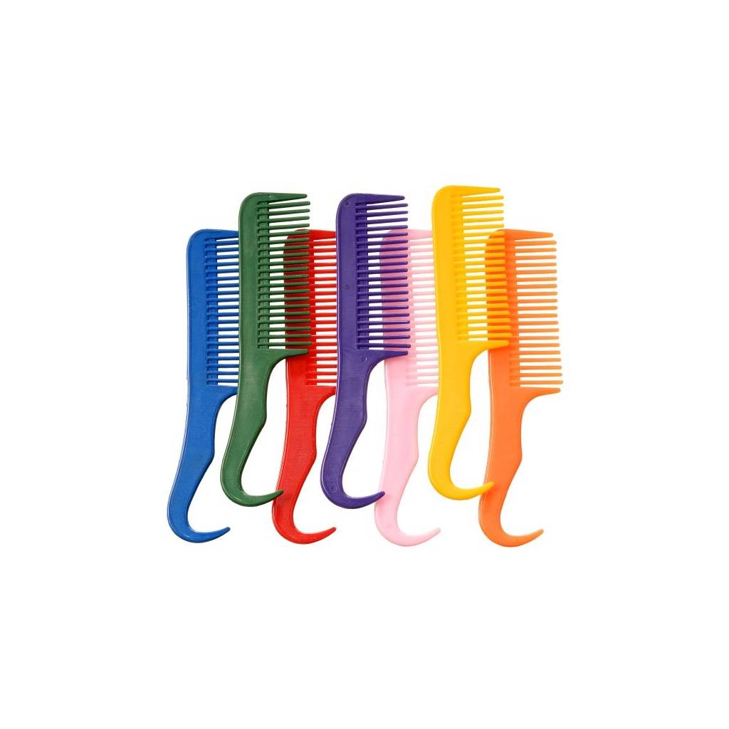 Tough-1 Pulling Combs with Pick - 12 Pack