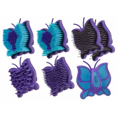Butterfly Brush Collection - 6 Piece