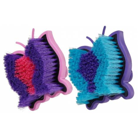 Tough-1 Butterfly Palm Grip Finishing Brushes - 6 Pack