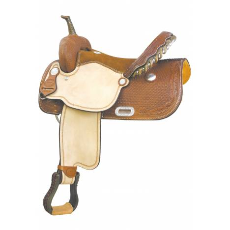 Billy Cook Saddlery Feather Racer Ii