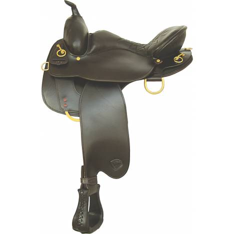Tex Tan Kotula Trail Saddle