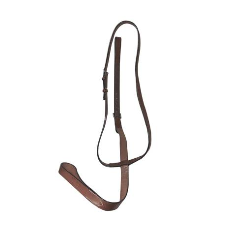 Polo Martingale Quality English Bridle Leather