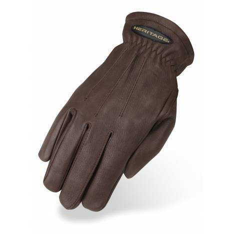 Heritage Deerskn Winter Trail Gloves