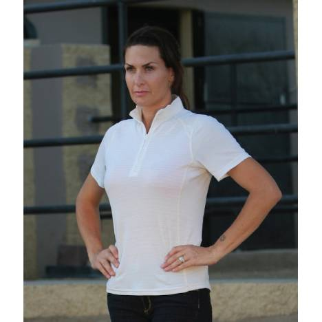 EOUS Ladies Technical Short Sleeve Shirt