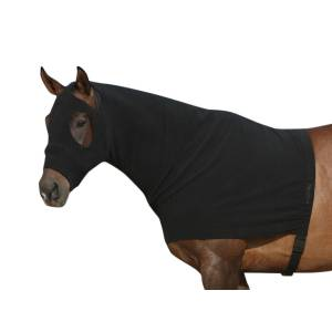 EOUS Fleece Horse Hood