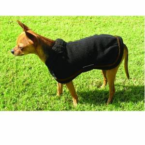 Eous Solid Color Dog Fleece Blanket