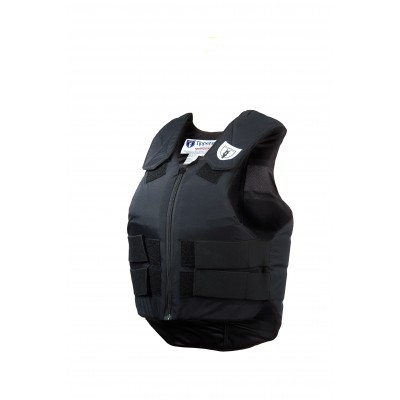 Tipperary Ride-Lite Protective Vest - Porthole Mesh Lining