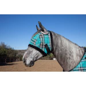 Kensington Signature Fly Mask with Fleece Trim