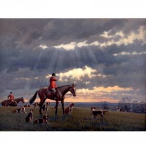 Blowing for Home (Fox Hunting)