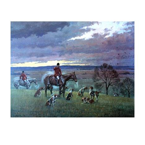 End of the Day (Fox Hunting)