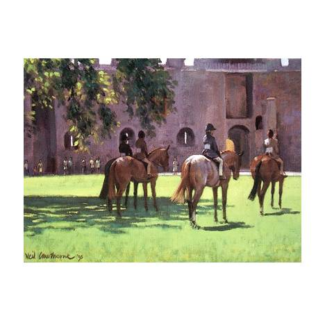 Pony Club Blank Greeting Cards - 6 Pack