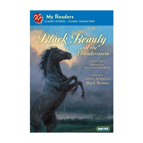 Breyer Book Black Beauty and the Thunderstorm - Hardcover