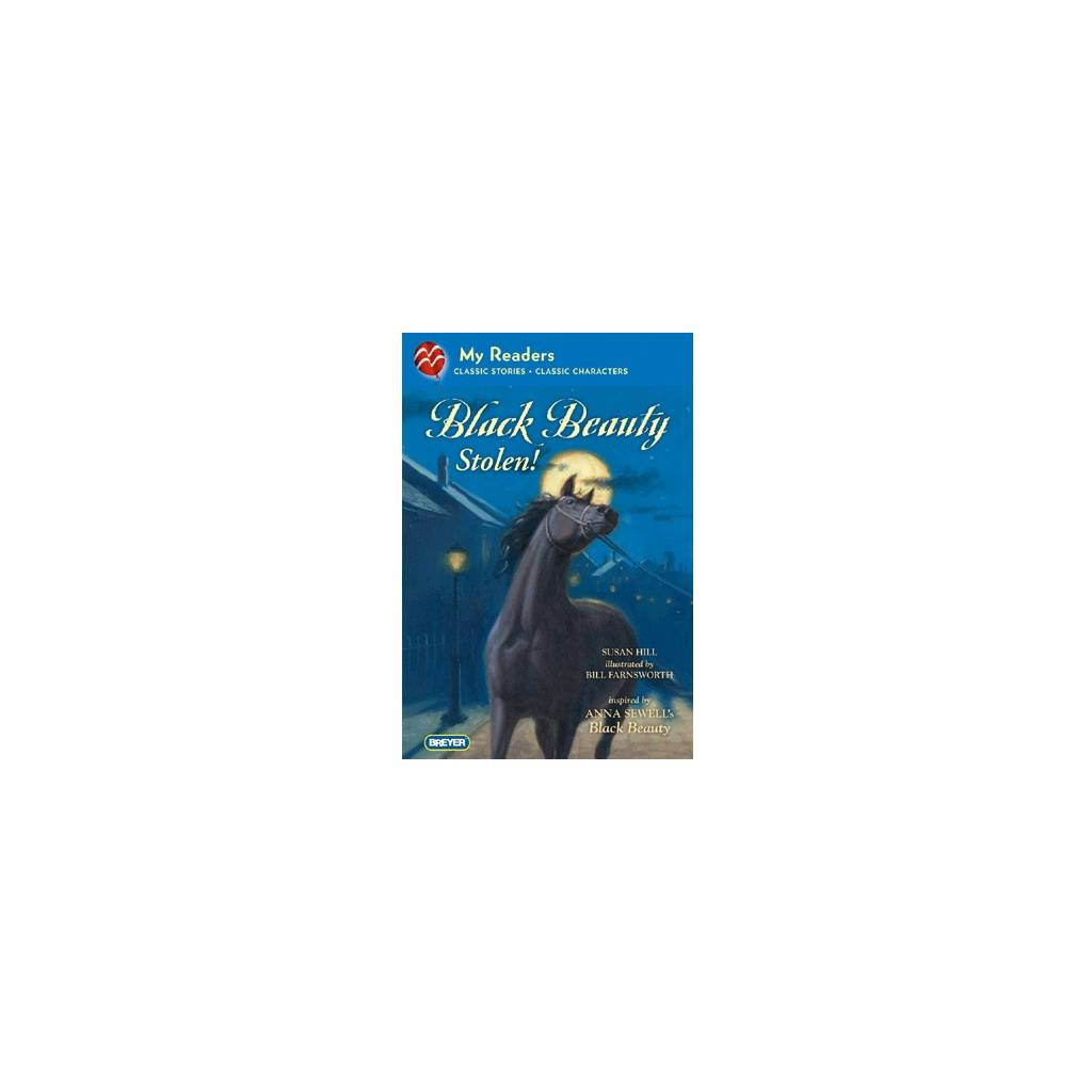 Breyer Book Black Beauty Stolen - Hardcover