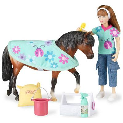 Breyer Pony Care Set