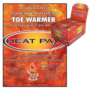 Techniche Heat Pax Toe Warmers - 40 Pairs