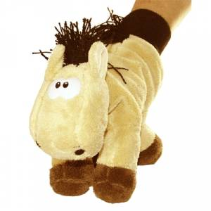 Charlie Horse Hand Puppet