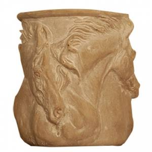 Beverly Zimmer Horses In Motion Pot