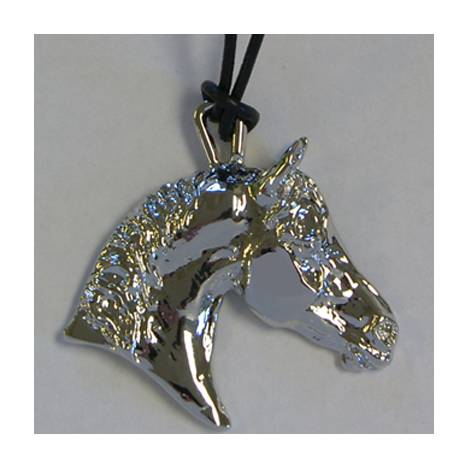 Beverly Zimmer Arab Horse Head Pendant