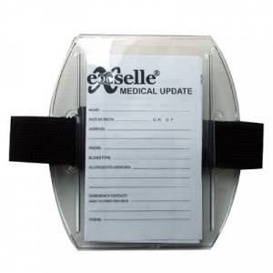 Intrepid Exselle Medical Card Holder