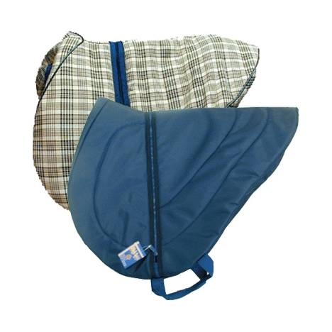 High Spirit Lined Saddle Bag