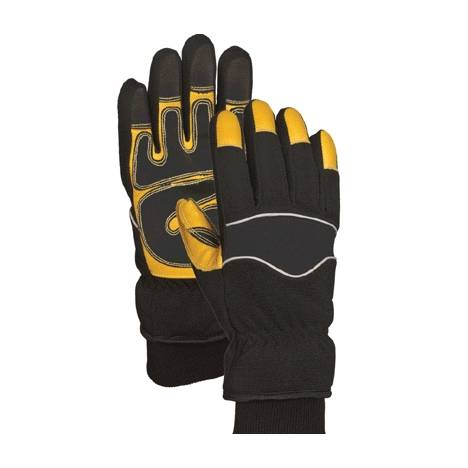 Atlas Mens Insulated Winter Work Gloves