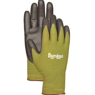 Atlas Bamboo Gloves with Nitrile Palm