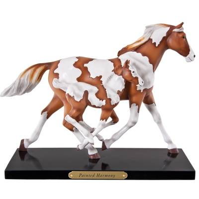 Trail of Painted Ponies Painted Harmony Figurine