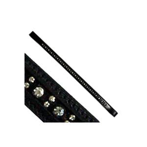Exselle Elite Two Size Crystal Browband