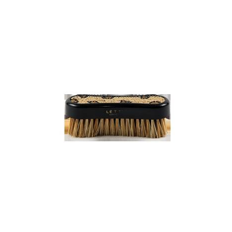 Lettia Collection Crystal Face Brush