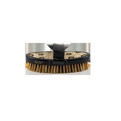 Lettia Collection Crystal Body Brush