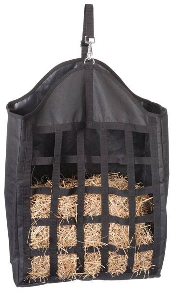 Tough-1 Nylon Hay Tote with Web Front