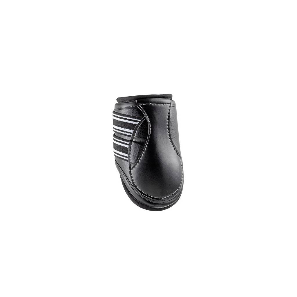 EquiFit D-Teq Urethane Tab Hind Boots - Black