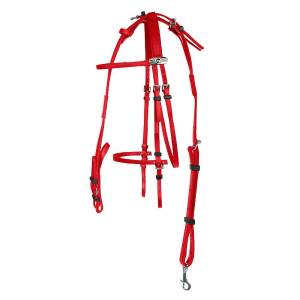 Finn Tack Synthetic American Bridle Complete