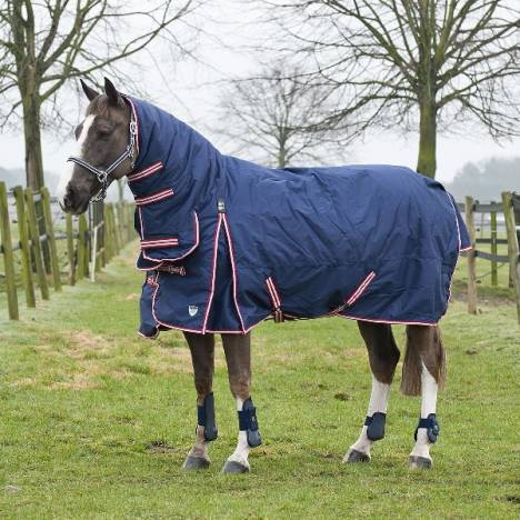 Horze Avalanche Combo Winter Heavy Weight Turn Out Rug