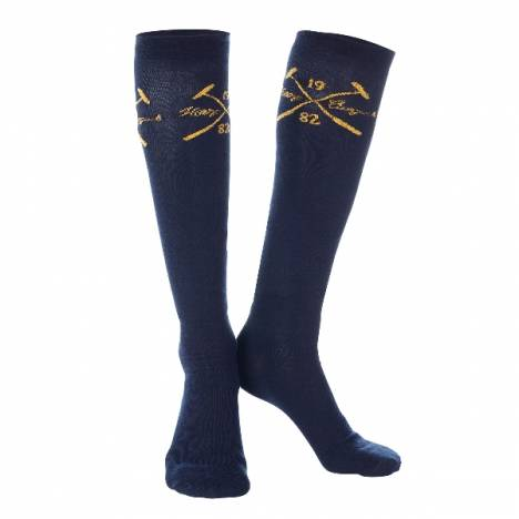 Horze Dakota Knee Socks - Adult