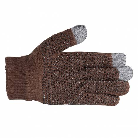 Horze Perri Magic Grip Touch Screen Gloves - Juniors
