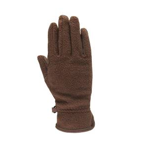 Horze Polar Fleece Gloves - Kids