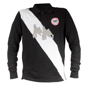 Clint Long Sleeve Pique Shirt